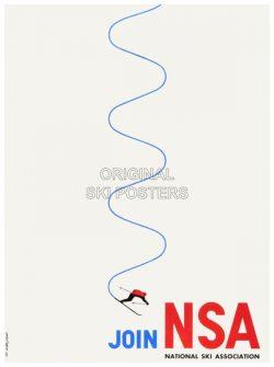 National Ski Association of the USAHerbert Bayer
