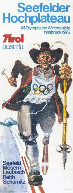 1976 Innsbruck Winter Olympic Games: SeefeldWalter Potsch
