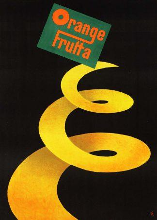 Orange Frutta