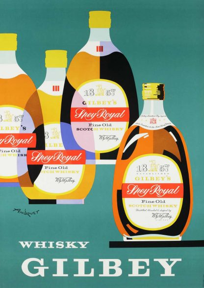 Whisky Gilbey