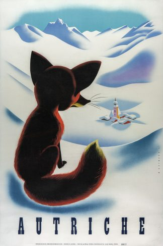 Autriche Fox