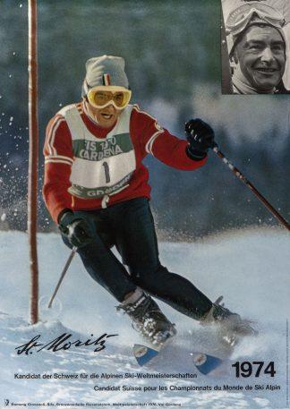 St Moritz 1974 FIS Championships