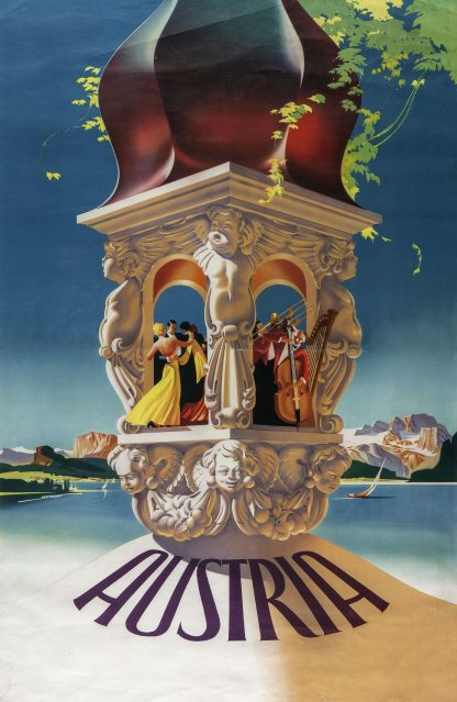 Austria poster