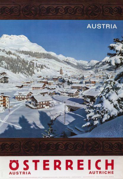 Lech Austria Poster