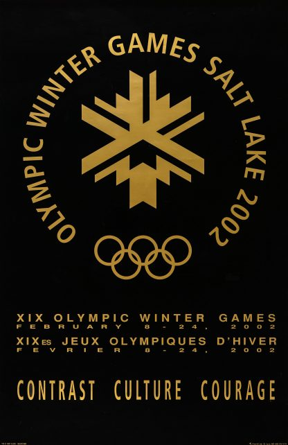 Salt Lake City: Winter Olympic Games 2002