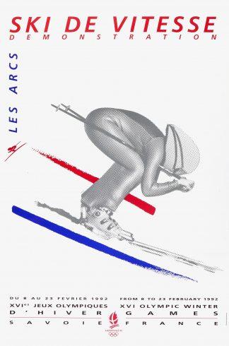 Les Arcs: 1992 Winter Olympic Games