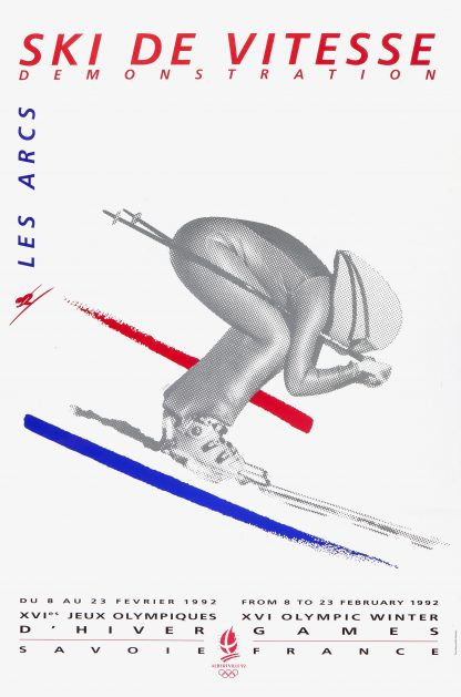 Les Arcs: 1992 Winter Olympic Games