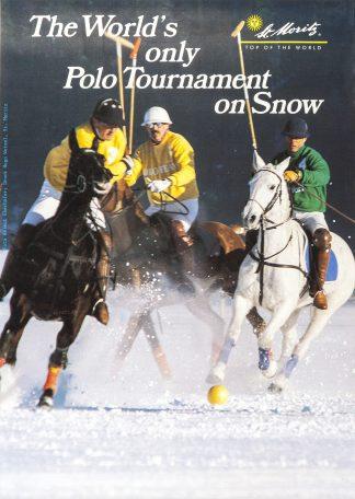 St Moritz: Polo