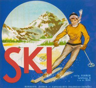 Ski: Valencia Oranges