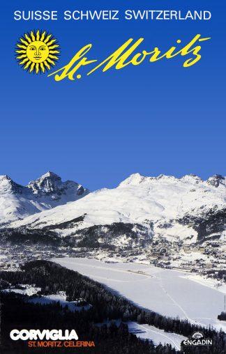 Corviglia: St. Moritz/Celerina poster