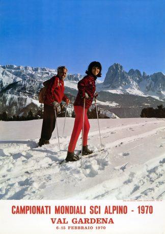Val Gardena: World Ski Championships 1970