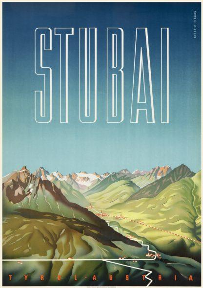 Stubai: Austria