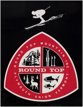 Round Top Mountain: Plymouth, Vermont