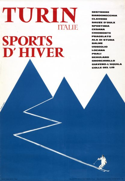 Turin: Sports d'hiver
