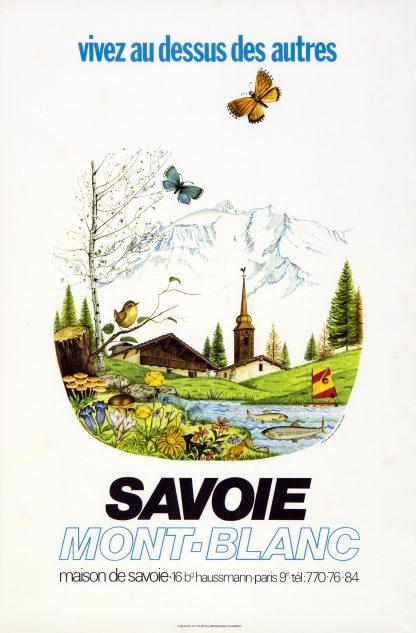 Savoie: Mont Blanc
